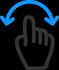 Secam hand icon