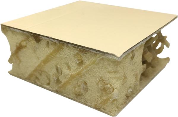 Gewindeeinsatze für Sandwichstrukturen